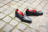Pike - MTO - Black Calf - TMG Last - Single Leather Sole