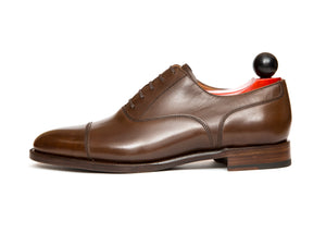 Magnolia - MTO - Medium Brown Calf - TMG Last - Single Leather Sole
