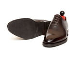 Skyway - MTO - Dark Brown Museum Calf - TMG Last - City Rubber Sole