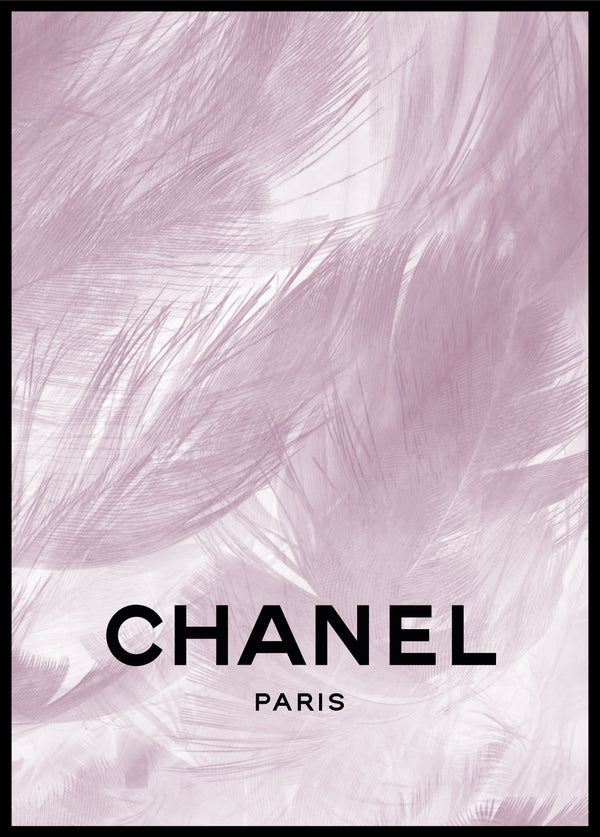 POSTER CARTE DU MONDE (rose gold)