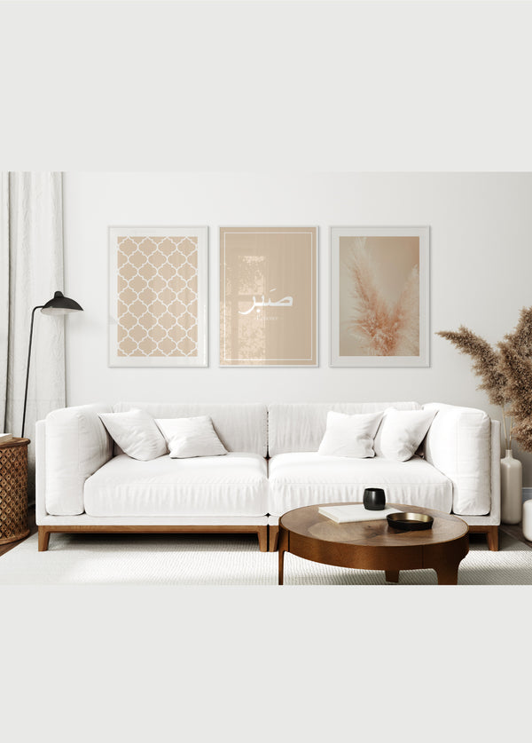 POSTER ROSES (rose gold)