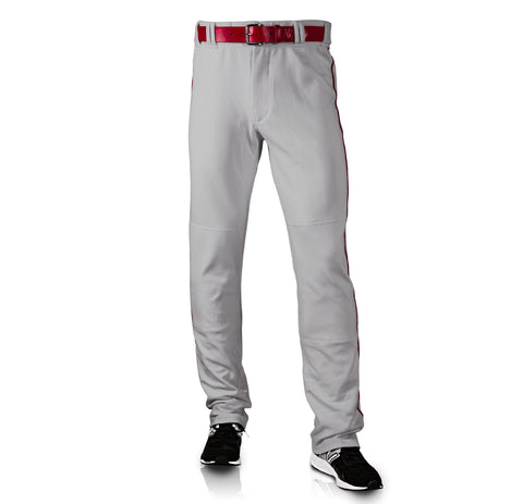 Men's Nylon Clemson Pants - Gray