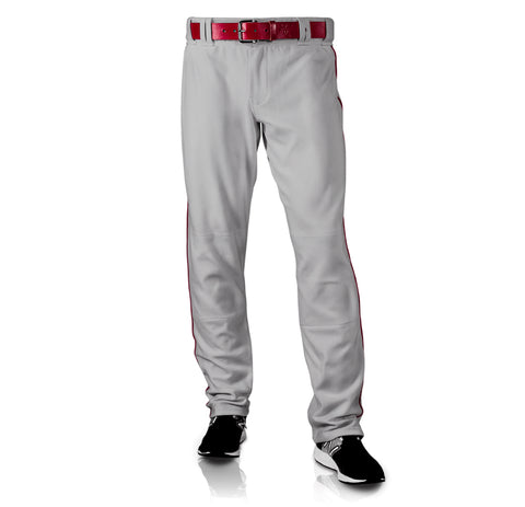 Men's Polyester Clemson Pants - Gray