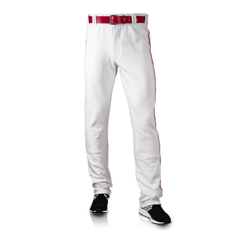 Men's Nylon Clemson Pants - White