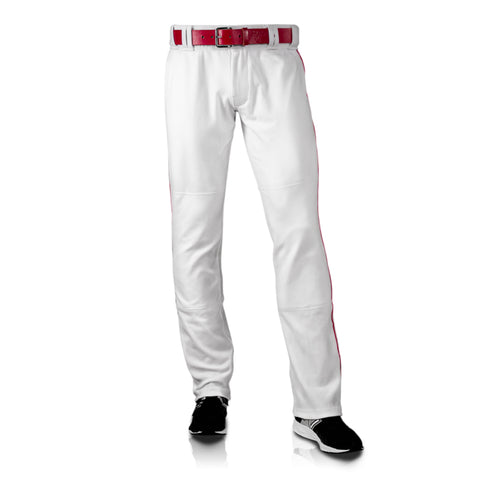 Men's Nylon Clemson Low Rise Pants - White