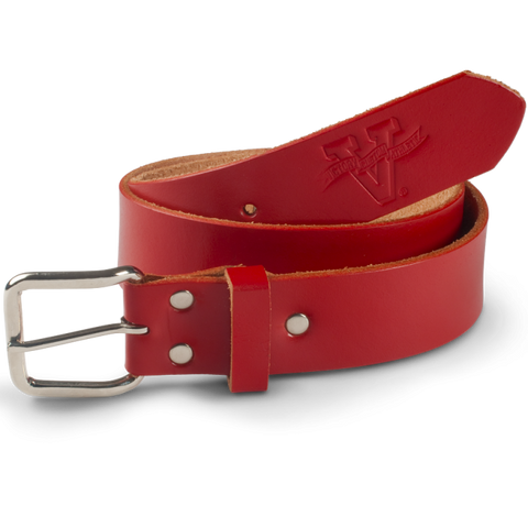 Pro-Style Leather Belt Youth