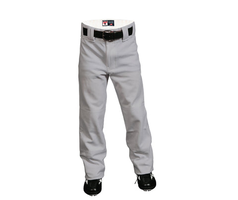 Youth Polyester Clemson Pants - Gray