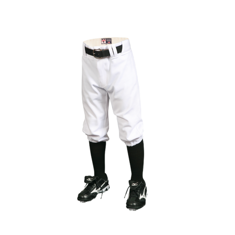 Youth Nylon Old School Pants - White or Gray