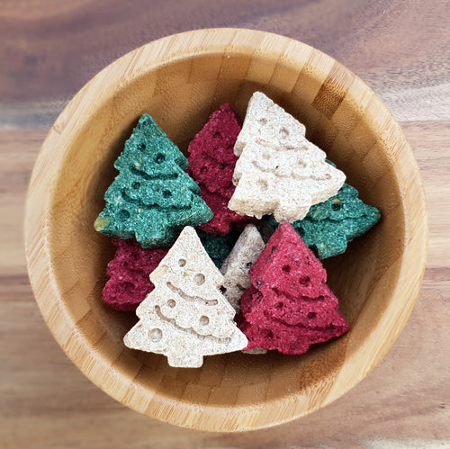 Christmas Trio Cookies