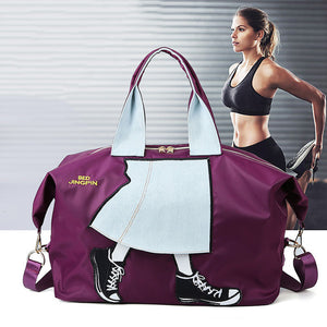 Bolsa Gym Girl Spacial PontoPlural - Pontoplural