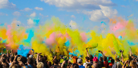 Colour Festival | Gorilla Tents