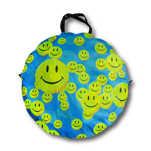 Emoji Night Glow Tent + Tent Finder