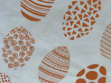 Load image into Gallery viewer, Pure linen tea towel, hand printed