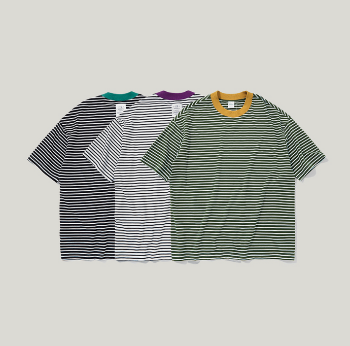 PIERRE - T-shirt Stripe