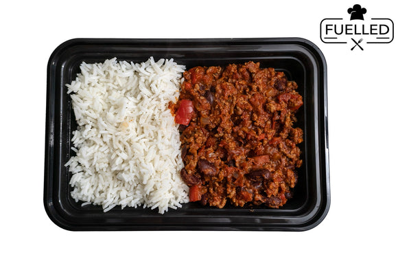 Lean Beef Chilli