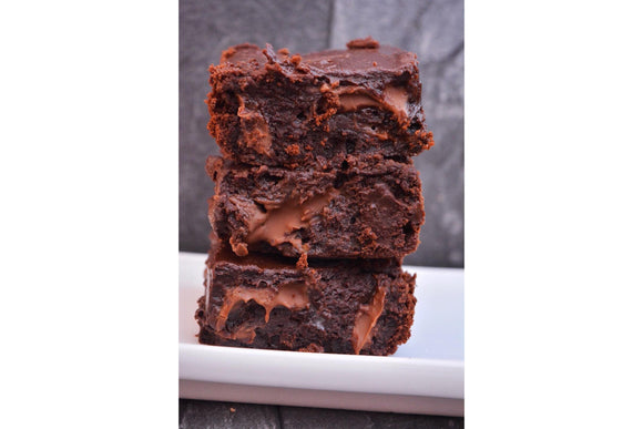 Choc Chunk Protein Brownies