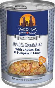 Weruva Bed And Breakfast Canned Dog Food