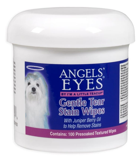 Angels' Eyes Gentle Tear Stain Wipes