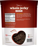 Fruitables Whole Jerky Thick Cut Bacon Dog Treats