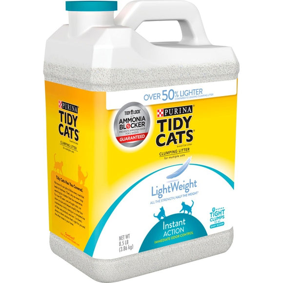 Tidy Cats LightWeight Instant Action Multi-Cat Clumping Littler