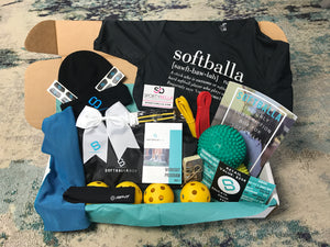 The SoftballaBox 6 Months - One Time Gift Purchase