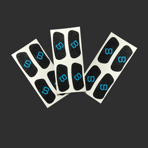 Softballa® Eye Black Stickers