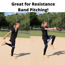 Load image into Gallery viewer, Softballa® Mini Resistance Band Set