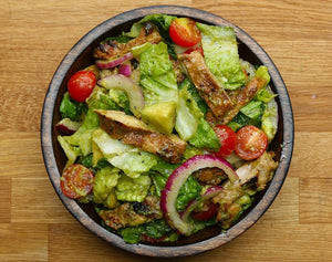 Meal Inspo: Honey-lime Chicken And Avocado Salad