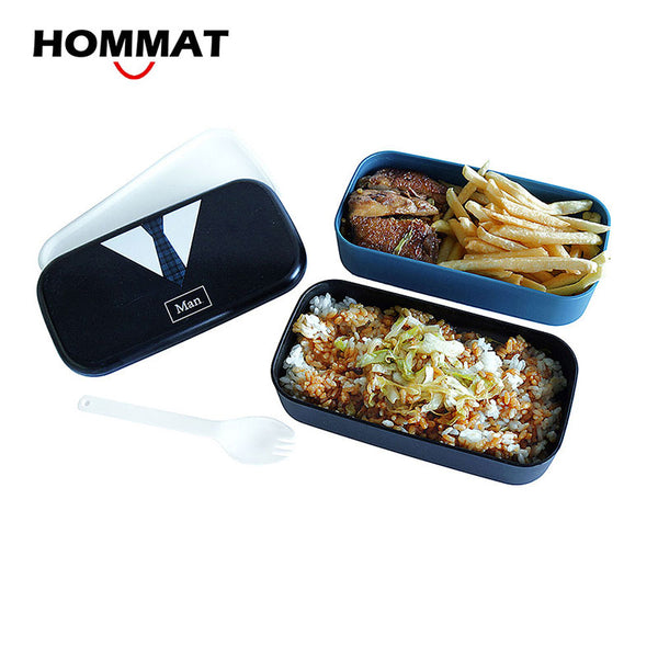 Gourmet Series Two-Tier His & Hers Meal Pack