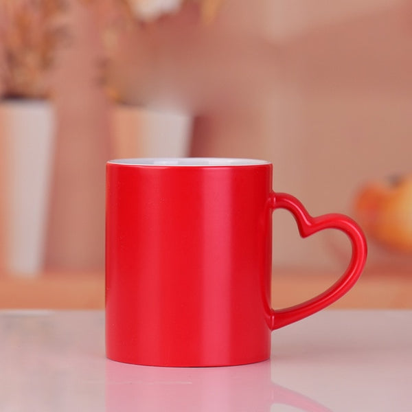 Ceramic mug w/ personalised image