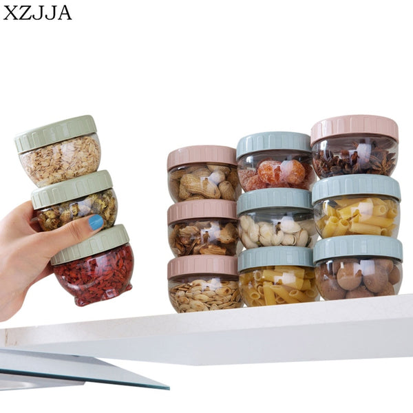 Brilliant Basics Stackable Snack Packs