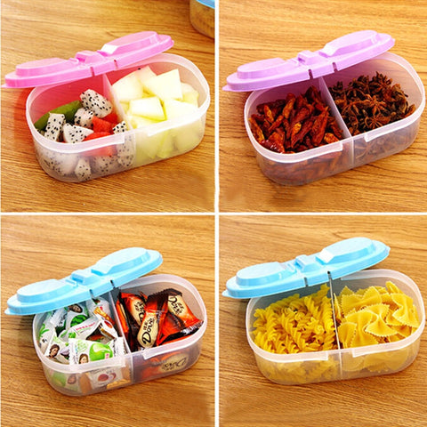 Brilliant Basics Double-sided Snack Pack