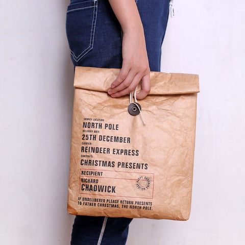 The Ultimate Brown Paper Bag