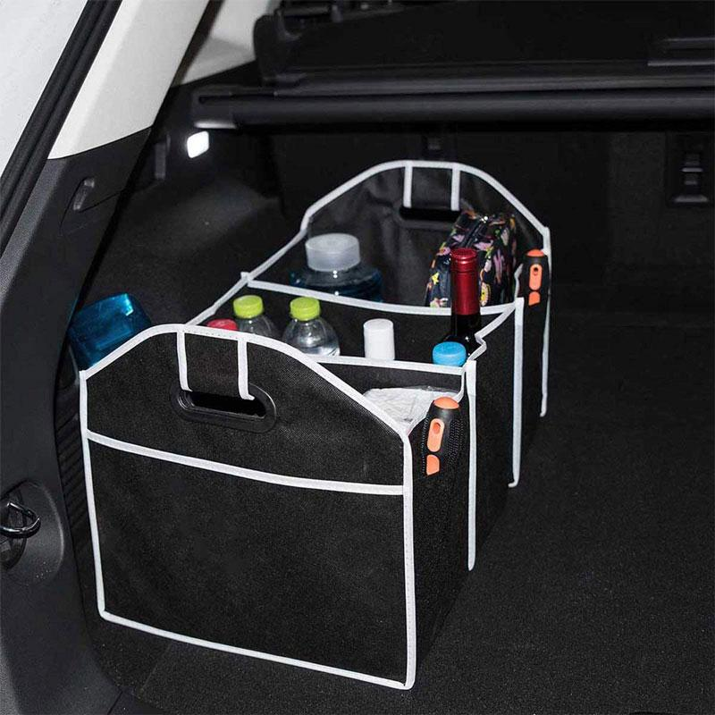 Pockets Collapsible Trunk Organizer for Car/SUV