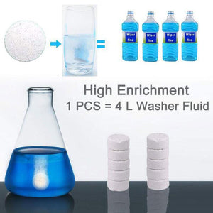 All Purpose Multi-functional Effervescent Spray Cleaner Set