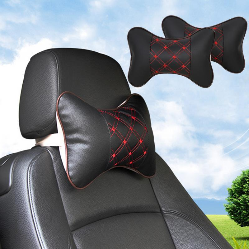 Extra Cushion Car Headrest
