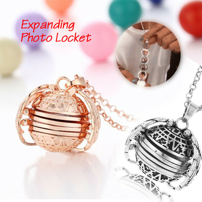 Expanding Photo Locket (4-6 Pictures )