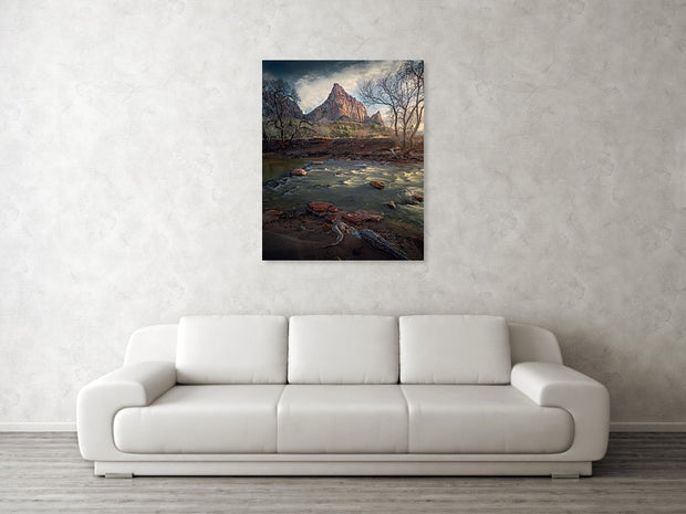 Autumn Day Afternoon - Acrylic Print