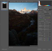 EXTRA Dolomites and Patagonia Processing Tutorials