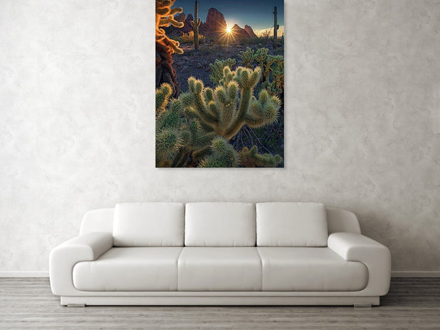 Deserts of California - Art Print
