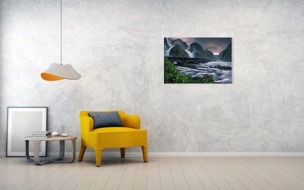 Flooded Forest - Art Print