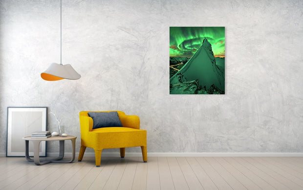 In Green Company - Acrylic Print