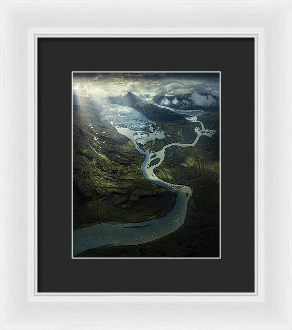 Joined Forces - Framed Print