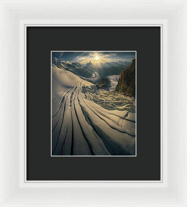 Leading the Way - Framed Print