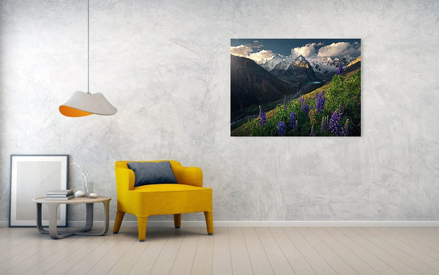 Paradise Mountain - Art Print