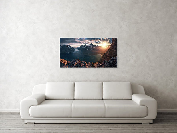 Somewhere Only We Know - Acrylic Print