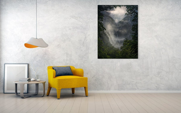 Tears from Milford Sound - Art Print