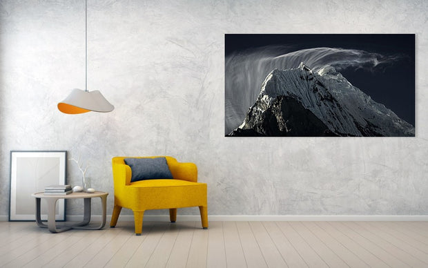 The Andean Wave - Art Print