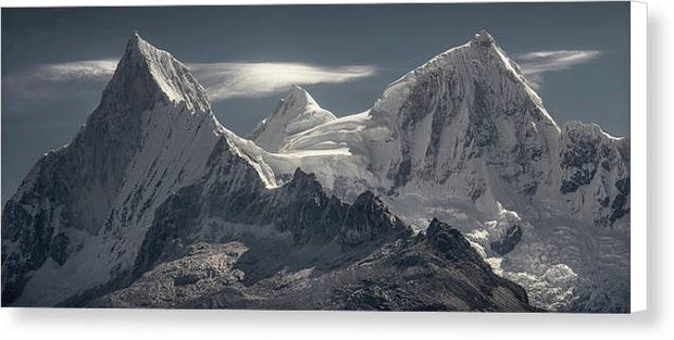 The Andes - Canvas Print