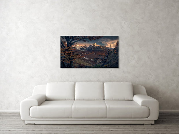 The Autumn Forest - Canvas Print